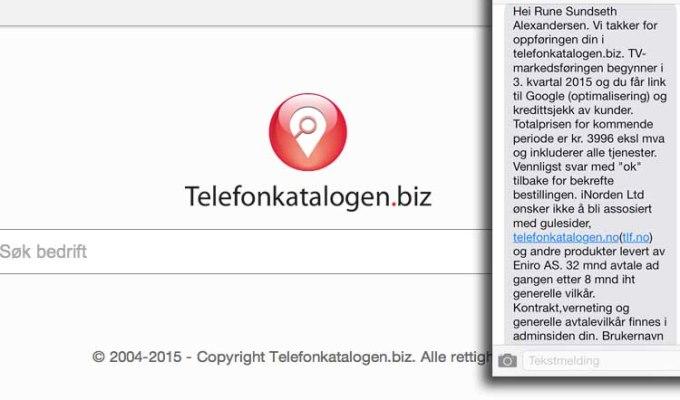 Hjelp, en svensk telefonselger forsøkte å svindle oss midt underVM!