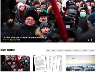 Journalistikk om Forsvaret