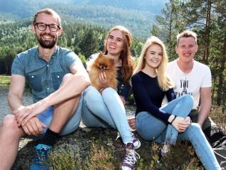 Tekstgården starter forlag