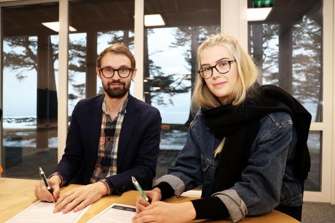 Tekstgården ansetter Åshild(27)!